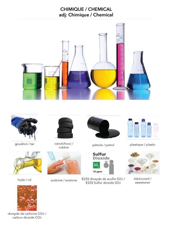 Les chimiques